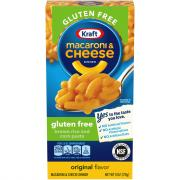 Kraft Gluten Free Original Macaroni & Cheese