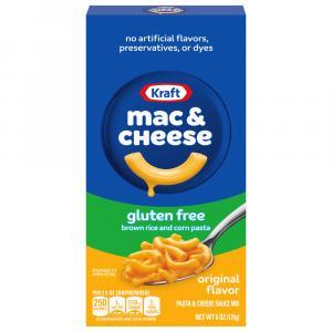 Kraft Gluten Free Original Macaroni & Cheese