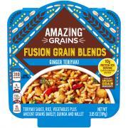 Amazing Grains Fusion Grain Blends Ginger Teriyaki