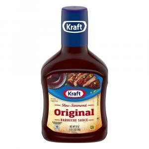 Kraft Slow Simmered Original Barbecue Sauce