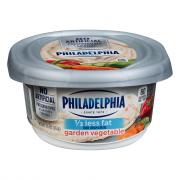 Philadelphia 1/3 Less Fat Garden Vegetable Cream Cheese