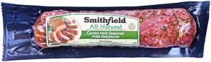 Smithfield All Natural Garden Herb Pork Tenderloin