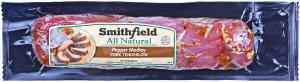 Smithfield All Natural Pepper Medley Pork Tenderloin
