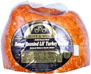Grote and Weigel Honey Roasted Lil' Turkey Breast