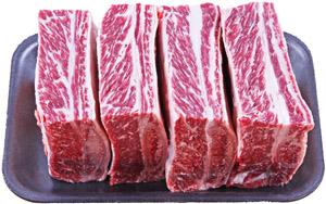 Beef Chuck Beef Short Ribs Family Pack
