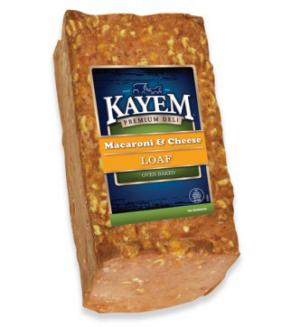 Kayem Macaroni & Cheese Loaf