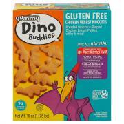 Yummy Dino Buddies Dinosaur-Shaped Chicken Breast Nuggets