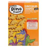 Yummy Dino Buddies Dinosaur-Shaped Chicken Breast Nuggets