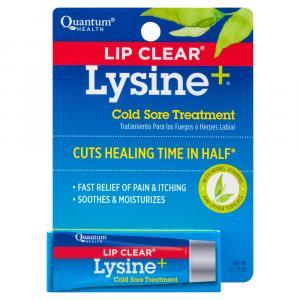 Lip Clear Lysine+ Cold Sore Treatment