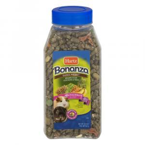 Hartz Bonanza Guinea Pig Diet Blend