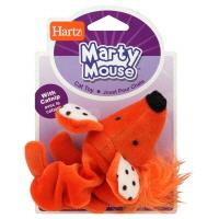 Hartz Just For Cats Marty Mouse Catnip Filled Toy