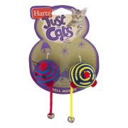 Hartz Just for Cats Bell Mouse Cat Toys