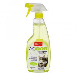 Hartz Nodor Clean Scent Cat Litter Spray