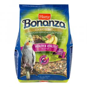 Hartz Bonanza Cockatiel Food
