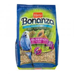 Hartz Bonanza Parakeet Food