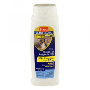 Hartz Triple Action Dog Shampoo