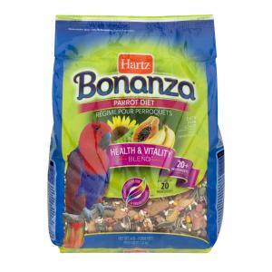 Hartz Bonanza Parrot Diet