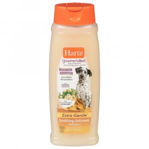 Hartz Groomers Best Oatmeal Shampoo
