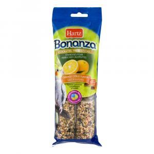 Hartz Bonanza Cockatiel Treat Sticks Honey Vanilla Flavor