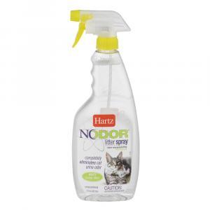 Hartz Nodor Clean Unscented Litter Spray