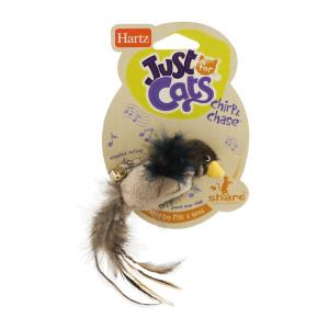 Hartz Just For Cats Chirp & Chase Cat Toy
