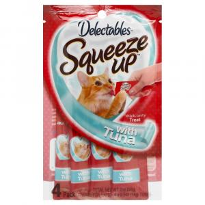 Delectables Squeeze Up with Tuna