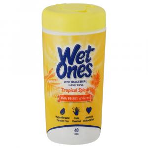 Wet Ones Citrus Fresh Moist Towelettes