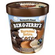 Ben & Jerry's Karamel Sutra Core Ice Cream