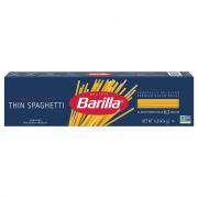 Barilla Thin Spaghetti