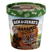 Ben and Jerry's Non Dairy Karamel Sutra