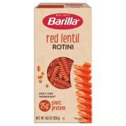 Barilla Red Lentil Rotini