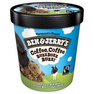 Ben & Jerry's Coffee Buzz Ice Cream