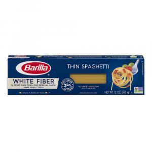 Barilla White Fiber Thin Spaghetti