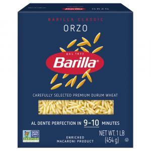 Barilla Orzo Pasta