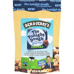 Ben & Jerry's The Tonight Dough Chunks