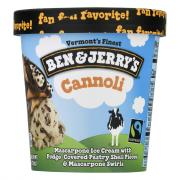 Ben & Jerry's Cannoli Ice Cream