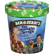 Ben & Jerry's Non-Dairy The Tonight Dough