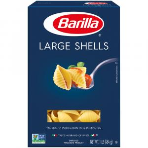 Barilla Large Shells