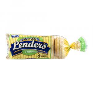 Lender's Original Onion Bagels