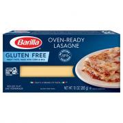 Barilla Gluten Free Oven Ready Lasagne