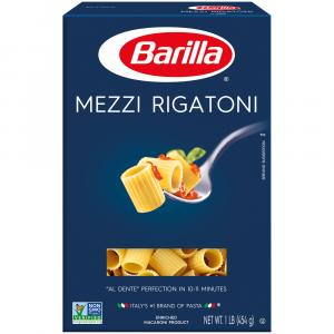 Barilla Mezzi Rigatoni