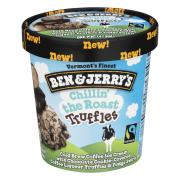 Ben & Jerry's Chillin' The Roast Truffles