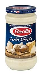 Barilla Creamy Garlic Alfredo Sauce