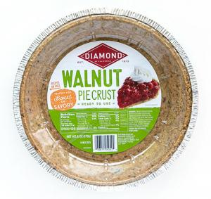 Diamond Walnut Pie Crust