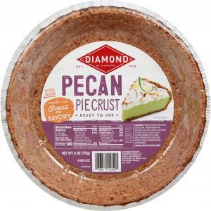 Diamond Pecan Pie Crust
