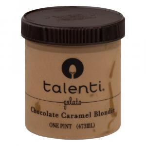 Talenti Chocolate Caramel Blondie Gelato