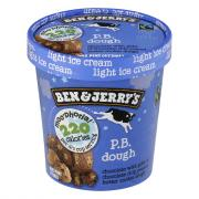 Ben & Jerry's Peanut Butter Dough Light Ice Cream