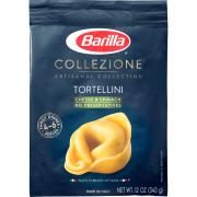Barilla Collezione Cheese and Spinach Tortellini