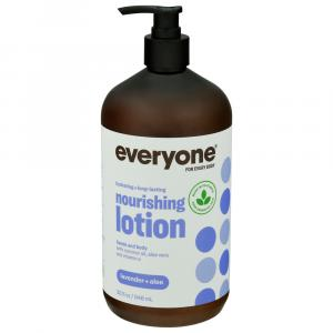 Everyone Lotion Lavender & Aloe Face Hands Body