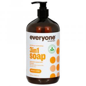 Everyone Soap Citrus & Mint Liquid Soap